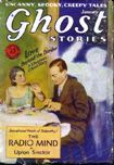 Ghost Stories, January 1930