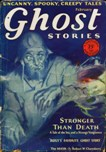 Ghost Stories, February 1930