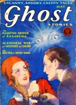 Ghost Stories, May 1931