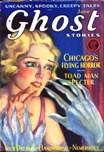 Ghost Stories, June 1931