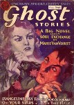 Ghost Stories, August 1931
