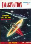 Imagination, September 1953