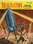 Imagination, April 1958