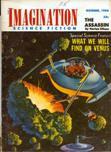 Imagination, October 1958