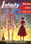 Infinity Science Fiction, November 1955
