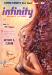 Infinity Science Fiction, September 1957