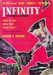 Infinity Science Fiction, November 1957