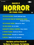 Magazine of Horror, November 1963