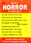 Magazine of Horror, February 1964