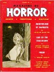 Magazine of Horror, Winter 1966