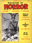 Magazine of Horror, November 1967