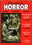 Magazine of Horror, Summer 1967
