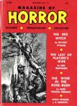 Magazine of Horror, January 1968
