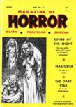 Magazine of Horror, May 1968