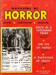 Magazine of Horror, November 1968