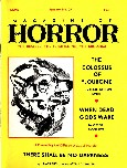 Magazine of Horror, January 1969