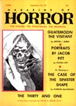 Magazine of Horror, September 1969