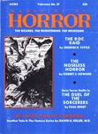 Magazine of Horror, February 1970