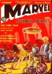 Marvel Science Stories, November 1938
