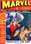 Marvel Science Stories, November 1940