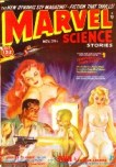 Marvel Science Stories, November 1950