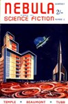 Nebula Science Fiction, Summer 1953
