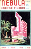 Nebula Science Fiction, August 1954