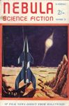 Nebula Science Fiction, April 1955