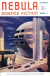 Nebula Science Fiction, December 1956