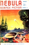 Nebula Science Fiction, October 1957