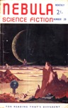 Nebula Science Fiction, January 1958