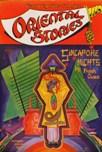 Oriental Stories, October 1930