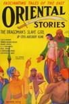 Oriental Stories, Summer 1931