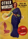 Other Worlds, January 1952
