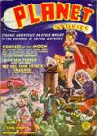 Planet Stories, Spring 1940