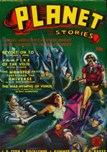 Planet Stories, Spring 1941