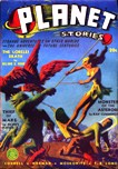 Planet Stories, Winter 1941