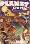 Planet Stories, Winter 1942