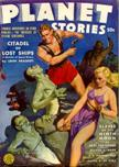 Planet Stories, March 1943