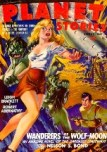 Planet Stories, Spring 1944