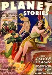 Planet Stories, Spring 1945