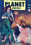 Planet Stories, Spring 1947