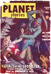 Planet Stories, Summer 1947