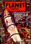 Planet Stories, Summer 1948