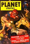 Planet Stories, Fall 1948