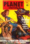 Planet Stories, Summer 1949
