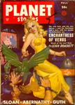 Planet Stories, Fall 1949
