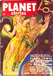 Planet Stories, Spring 1950