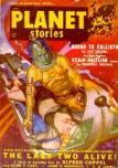 Planet Stories, November 1950