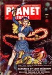 Planet Stories, January 1952